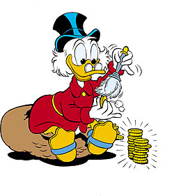 Dagobert Geld